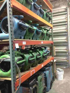 911 Restoration Salt Lake City | Blowers Storage