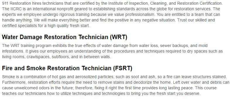 911 Restoration of Salt Lake City Certification Page