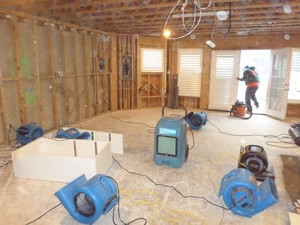 Water Damage Repairs And Drying Services