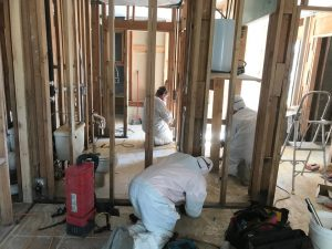 Complete Structural  Damage and Flood Repairs In A Home